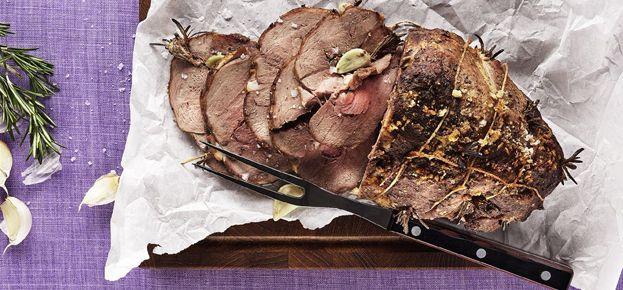 Hemkop.se | Lammstek med smak av rosmarin och sardell