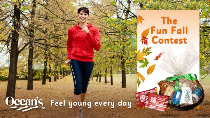 You should enter The Fun Fall Contest. There are great prizes and I think one of us could win!