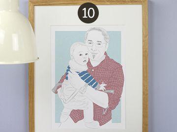 Retrouvez notre Top 15 Pour Papa - sur DaWanda.com