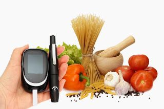 The Relation Between Eating Plan and Type 2 Diabetes