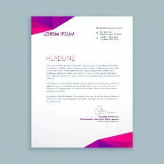 letterhead creator online free