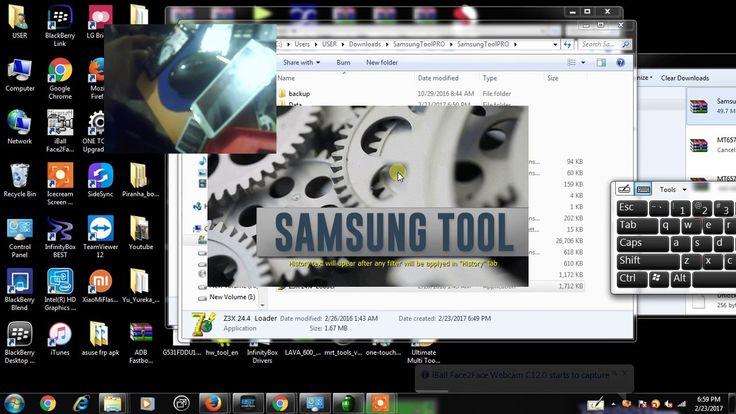 Download Samsung Tool Pro v28.6