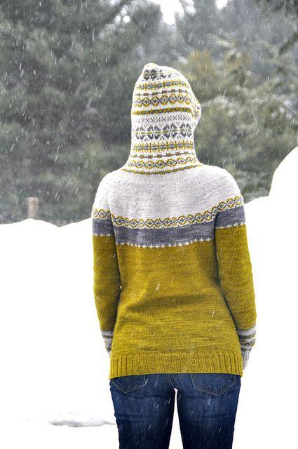 Ravelry: jettshin's Test knit-Favorite colors Hoodie