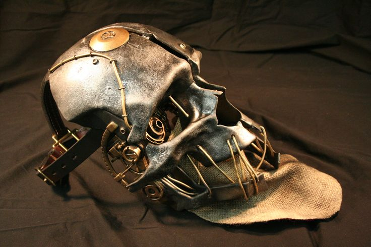 Dishonored mask