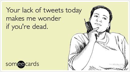 Twitter truths.