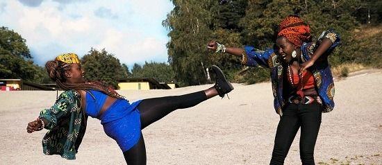 Martha & Niki - documentary about dancers