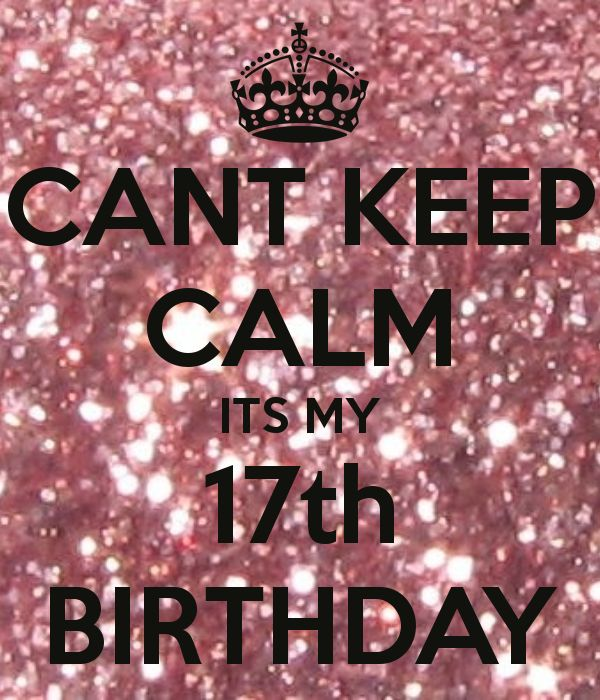 17 Best Images About Birthday Cards On Pinterest: Best 25+ Happy 17th Birthday Ideas On Pinterest