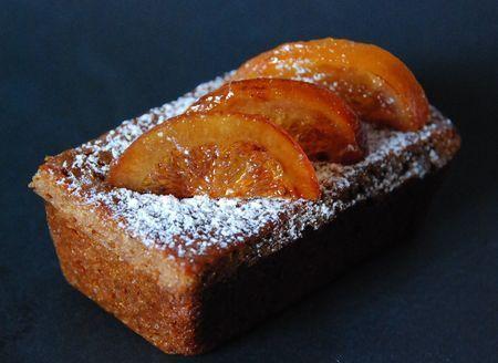 Pain d'épices à l'orange cf christophe felder - Recette Ptitchef