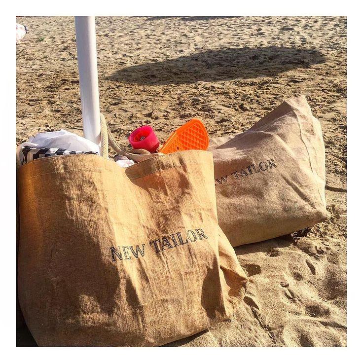 NEW TAILOR on the beach #beach #sea #mare #spiaggia #sun