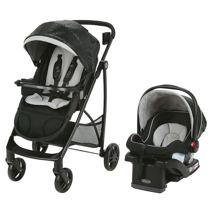 Graco Views Click Connect TS in Frankie Baby car seats