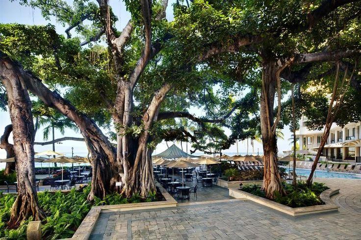 Moana Surfrider, A Westin Resort - courtyard