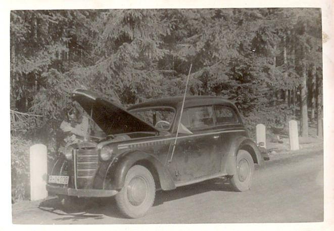 https://flic.kr/p/B5rjH6 | Old Cars | P - 14038