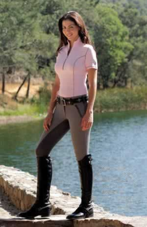 Goode Rider Full Seat Riding Breeches | Ladies Full Seat Riding Breeches | horse riding apparel