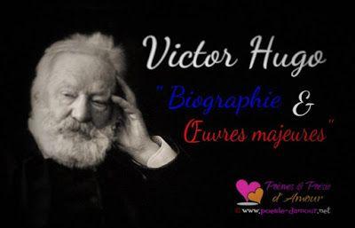 Biographie détaillée de VictorHugo : Vie origine famille