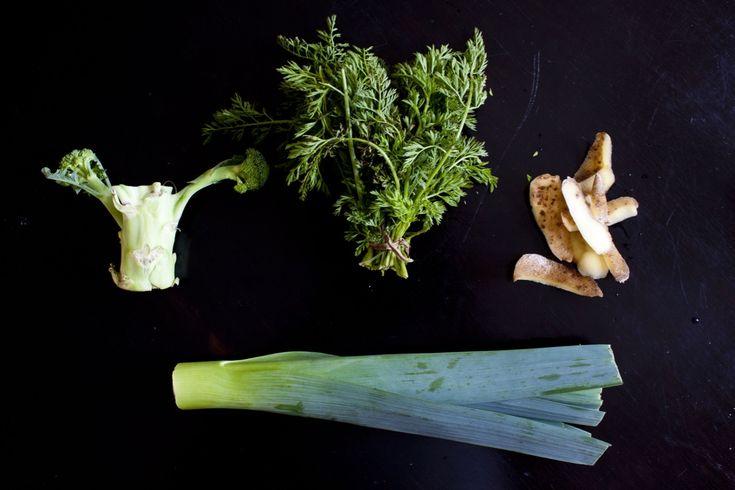 Raus aus dem Müll – Rein in die Pfanne! Ein paar Worte (& Rezepte) zu unterschätzten Gemüsesorten