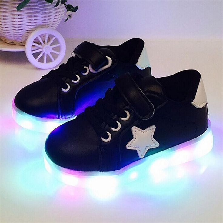 Now available on our store: Kids Shoes With L... Check it out here! http://jagmohansabharwal.myshopify.com/products/kids-shoes-with-light-autumn-baby-boys-girls-led-light-shoes-children-sneakers?utm_campaign=social_autopilot&utm_source=pin&utm_medium=pin
