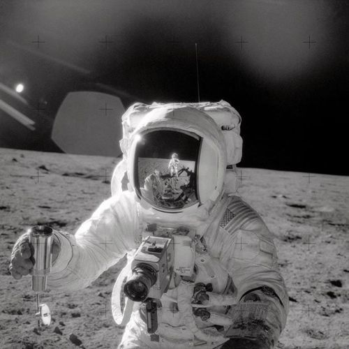 There are few achievements in the history of man that rival our explorations into space. And few images as unifying moving and widely recognised as those photographs taken during these journeys. Photos that have changed the way we see our world and ourselves. Photos taken with Hasselblad cameras. - Link in bio to learn more about Hasselblad in space! - Photo: Alan Bean by Charles Pete Conrad Jr / NASA - #Hasselblad #HasselbladInSpace via Hasselblad on Instagram - #photographer #photography…