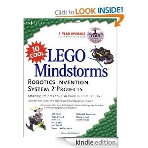 10 Cool Lego Mindstorm Robotics Invention System 2 Projects: Amazing Projects You Can Build in Under an Hour. LEGO MINDSTORMS lets you design and program robots that can do just about anything!The LEGO MINDSTORMS RIS 2.0 is the core set for all MINDSTORMS users, that lets users design and program working robots - limited only by their imagination. Initially designed for users 12 and up, LEGO MINDSTORMS has taken off with LEGO enthusiasts of all ages.  10 Cool LEGO MINDSTORMS RIS 2.0…