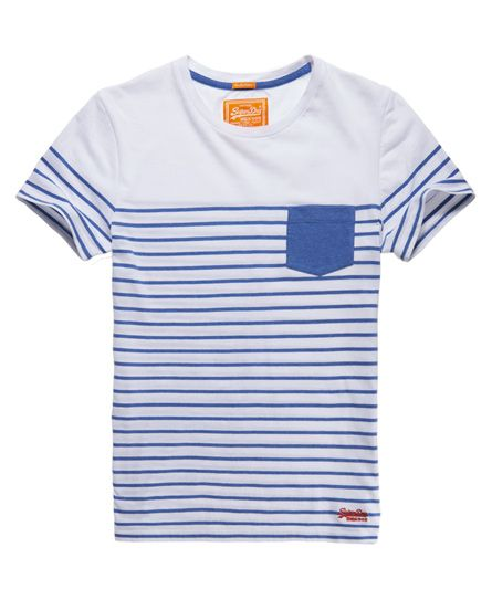 Superdry Pocket T-shirt - Men's T Shirts