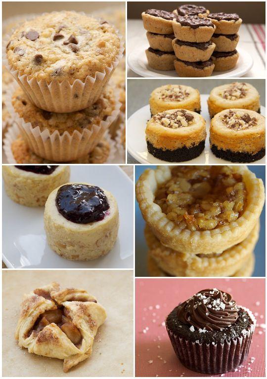 Bake or Break | Weekly Mix: Mini Desserts