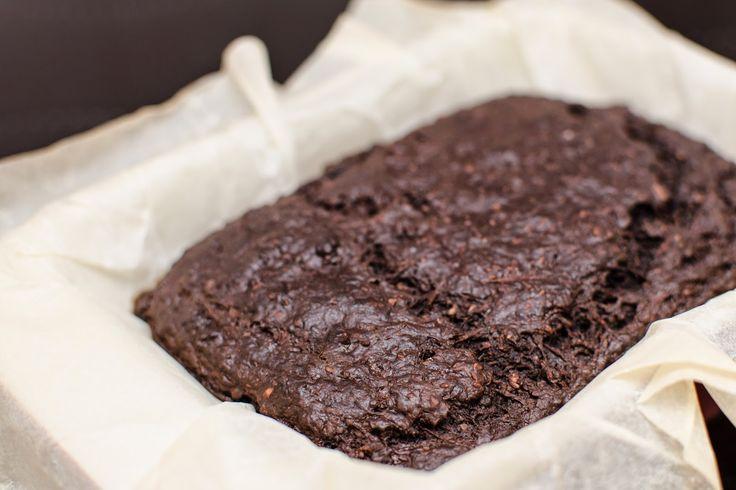 Fit Veronika: Cuketové Brownies