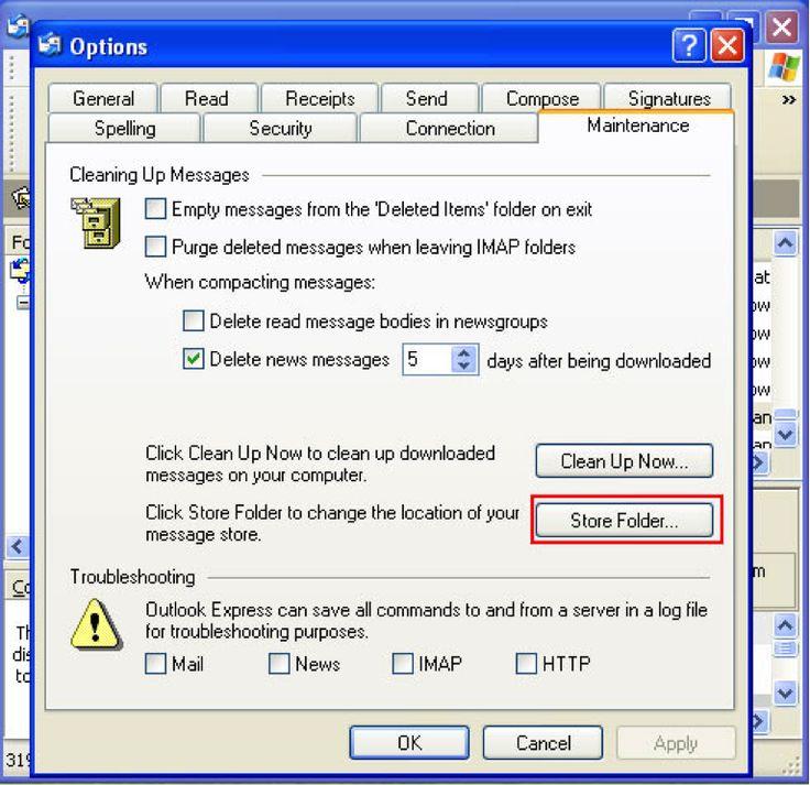 DBX to PST Converter 3