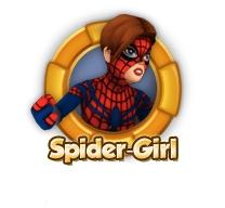 "Spider-Girl in ""Marvel Super Hero Squad Online"" (Gazillion 2011)"