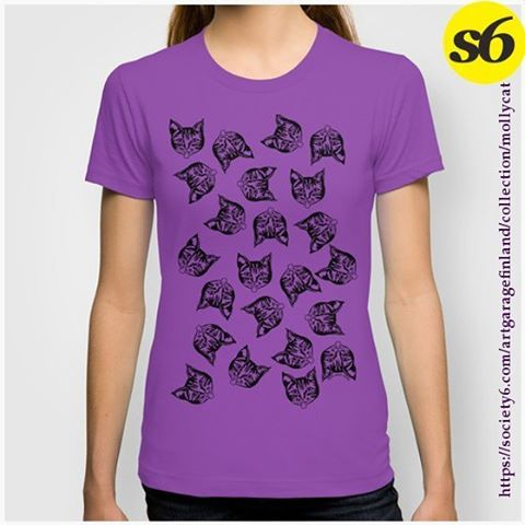 Mollycat Muddle T-shirt design on @society6 #s6tee #instatees #fun #happy #catsofig #猫 #katzen #instacat #mollycatfinland #katter #instacool #instalike #kitty #coolcat #cute #cutest #mollycat #designs #muddle #catstuff #cats #instacats #catoftheday #fashion #styleoftheday #weeklytrends #catlover #tshirt #tshirtswag