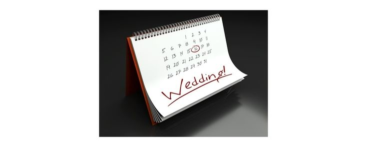 Trucs et astuces pour bien choisir sa date de mariage #wedding #mariage
