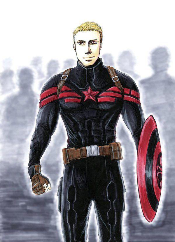 Steve Rogers Hydra