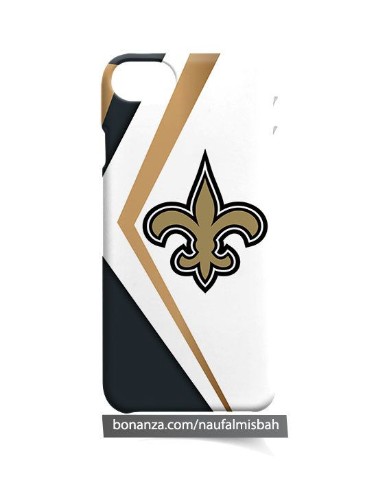 New Orleans Saints Logo iPhone 5 5s 5c 6 6s 7 + Plus 8 Case Cover - Cases, Covers & Skins