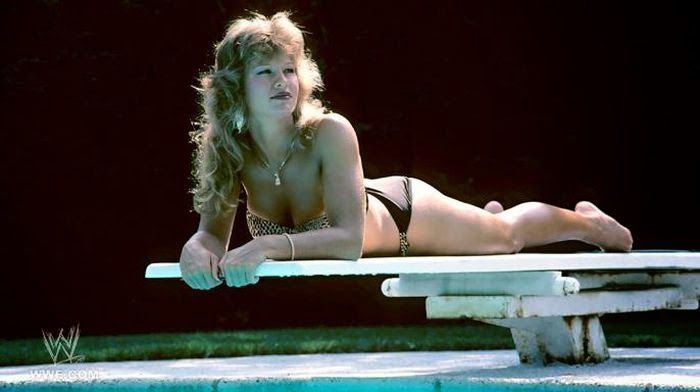 wendi richter female wrestling beautiful wwe divas