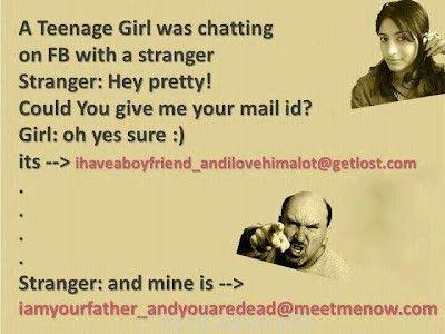 teenage chat dating humor
