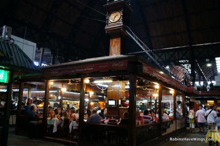 Mercado de Puerto, Montevideo, Uruguay: Port, Montevideo Uruguay, Beautiful Argentina, Market