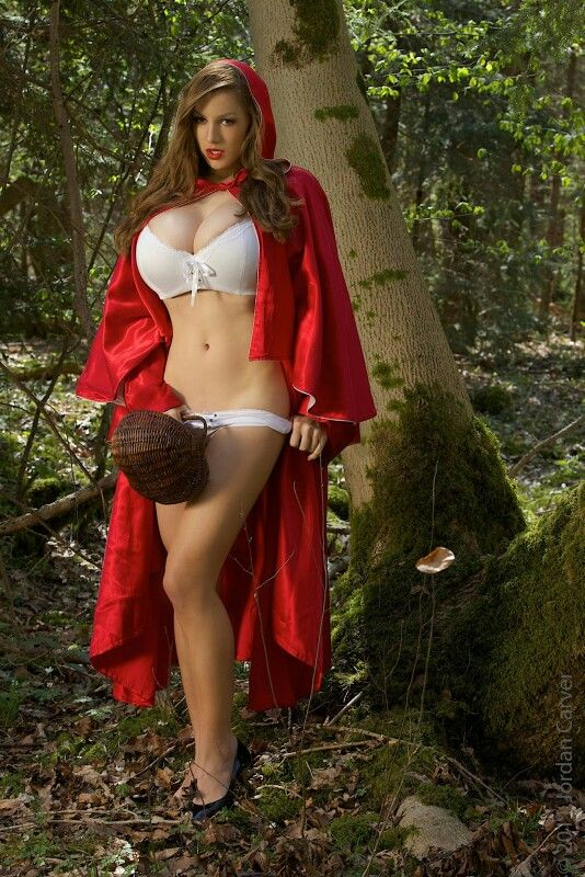 Erotic little red riding hood