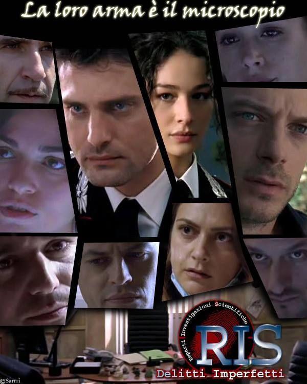 R.I.S. - Delitti Imperfetti Italian Series