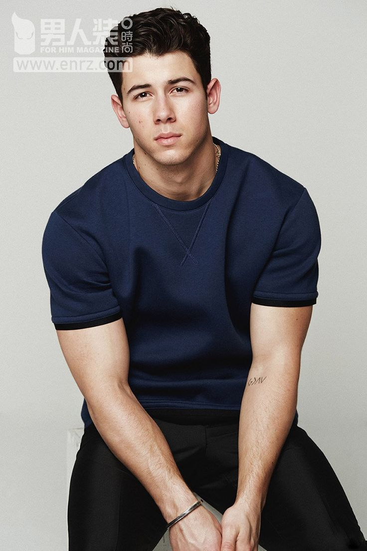 Rocket Magazine | NICK JONAS PARA FHM CHINA | http://rocketmagazine.net