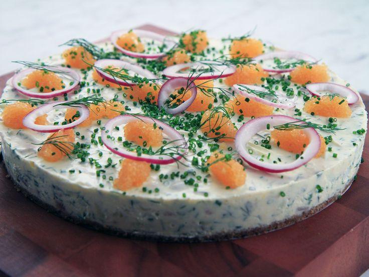 Matjessilltårta   Recept från Köket.se