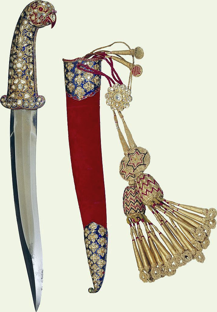 1412 best Indian & Mughal arms & armour images on ...