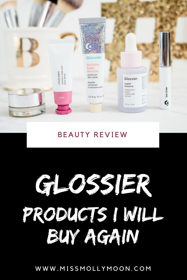 Glossier Review: Which Products Will I Buy Again? // Miss Molly Moon