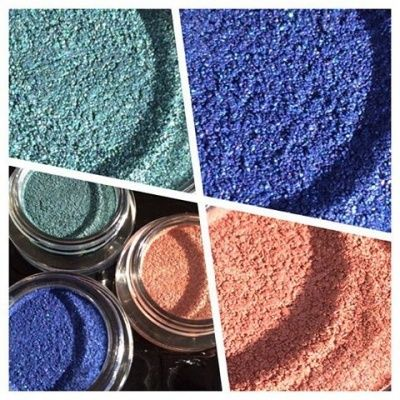 Chanel LA Sunrise Spring 2016 Makeup Collection - Moonlight Pink (Limited Edition), Ocean Light, Griffith Green