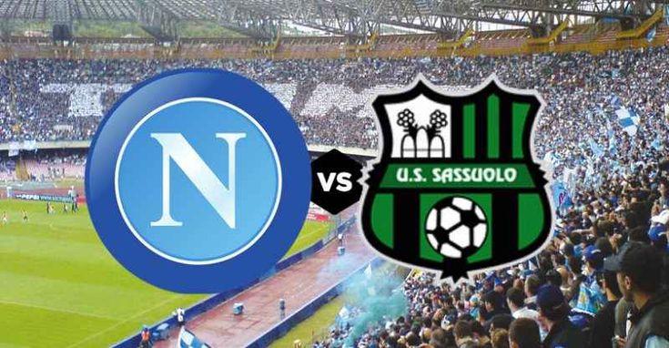 Sassuolo - Napoli in diretta streaming 2017. ore 12.30 inizio match Sicuramente la sfida piu` avvincente, per questo finale di stagione, dando per scontato a nostro parere lo scudetto che andra` alla juventus, e` certamente la sfida per il 2° posto.Dopo il pareggio d #sassuolo #napoli