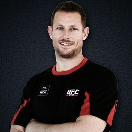 UFC Gym High Performance Coach Dave Nagel #TrainDifferent
