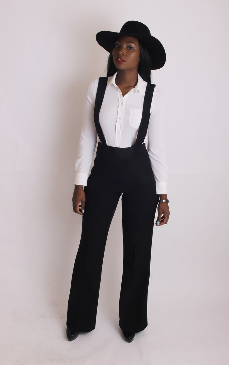 Luxury The Set Includes A Lacy Top With Tie And Collar, Highwaisted Pants And Removable