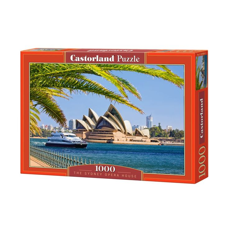 Puzzle 1000 elements: The Sydney Opera House from wholesale and import