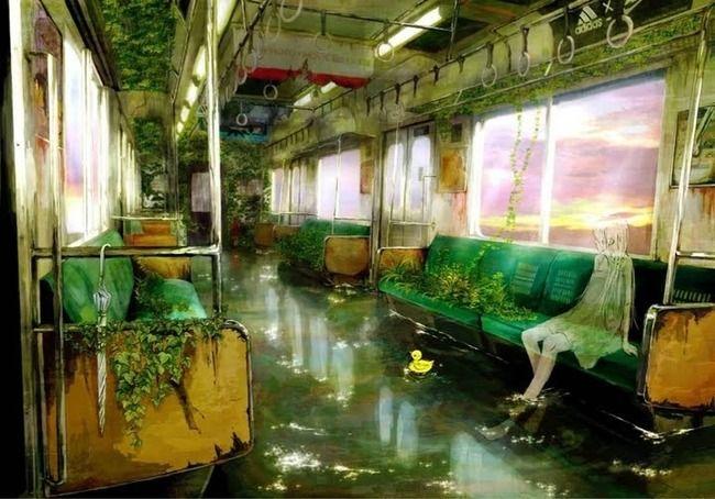 Tokyo fantasy (the world of ruins)
