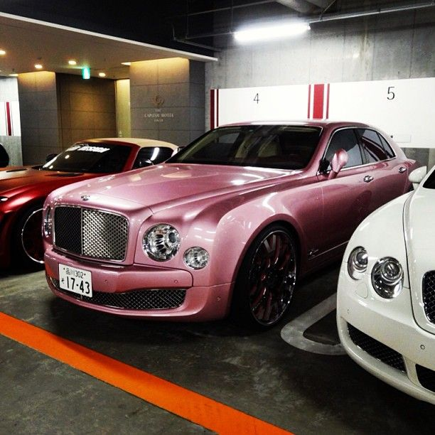17 Best Ideas About Bentley Motors On Pinterest: Best 25+ Pink Cars Ideas On Pinterest
