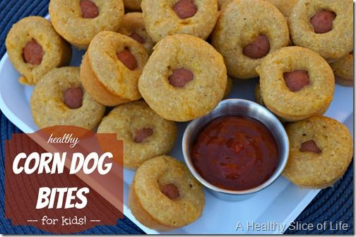 healthy corn dog muffins for kids {Recipe} great for a healthy lunch or dinner in under 20 minutes great for Super Bowl or sleepovers too!
