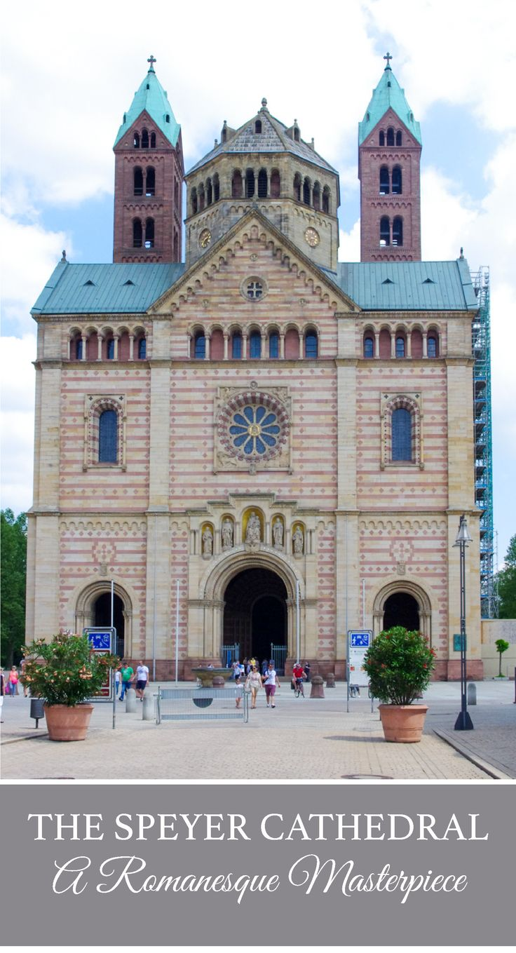 The Speyer Cathedral u0026 the Symbols Hidden