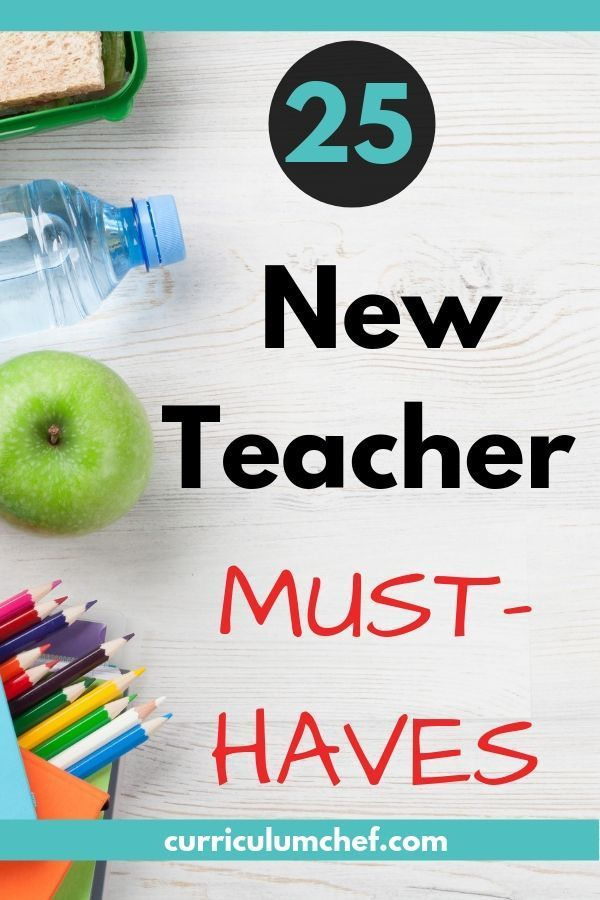 25 Essential Tips For New Teachers
